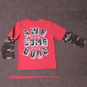 New Garanimals Awesome Dude shirt